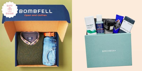 20 of the best subscription boxes for men