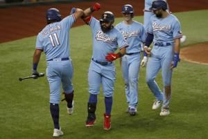 Astros to playoffs with losing record after loss to Texas