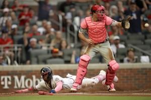 Phillies place Realmuto on COVID-related IL, recall Marchan