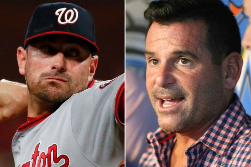 Ex-Marlins president rips Nationals' Daniel Hudson for NLCS paternity leave