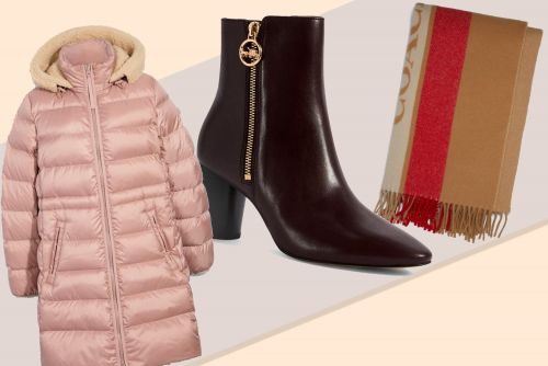 Coach Outlet Winter Wardrobe Sale takes an extra 15 percent off select styles