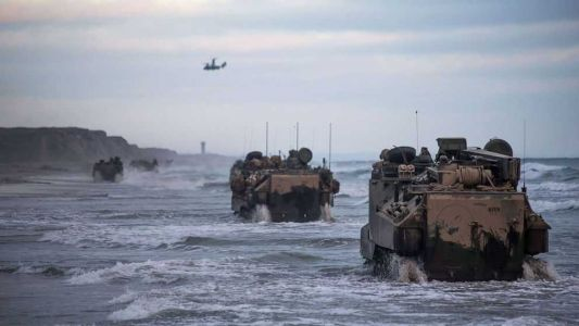 Oak Creek marine named as one of eight presumably killed in training exercise