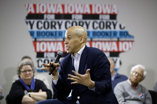 Booker: Maybe I'll endorse someone