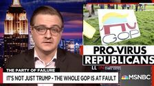 Chris Hayes Unloads On GOP: 'One Of Worst Parties In Power In Entire Democratic World'
