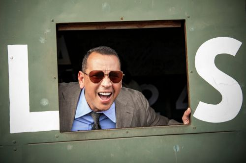 Alex Rodriguez signs ESPN extension to remain on 'Sunday Night Baseball'