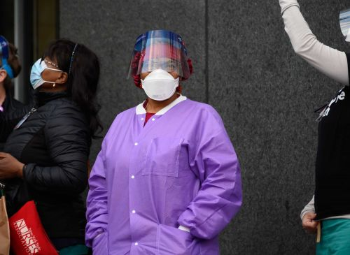 National coronavirus updates: US enters crucial weeks of fight after grim milestone of most deaths in single day