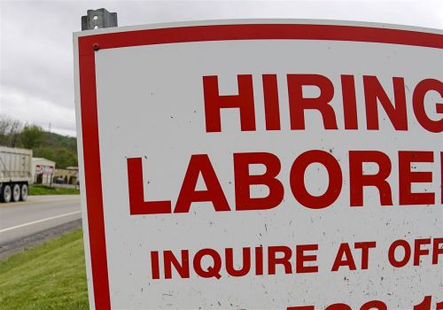 U.S. unemployment claims fall to 406,000 as economic recovery accelerates
