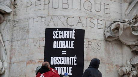 France's controversial 'global security' bill that sparked widespread protests adopted by parliament