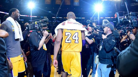 Kobe Bryant's death a vivid reminder of how it feels to lose a childhood hero