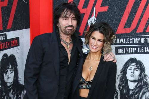 Tommy Lee and Brittany Furlan are in wedded bliss and more star snaps