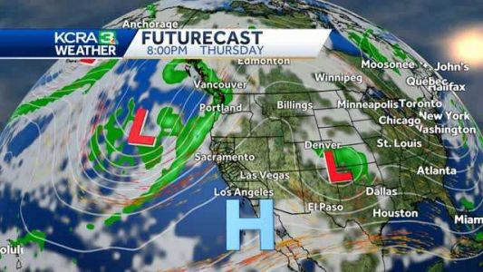This weekend will bring cooler temperatures and rain chances