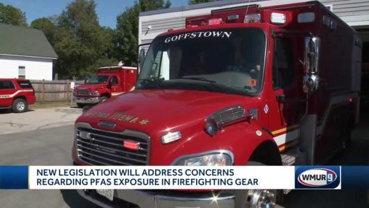 Firefighters say protective gear could contain cancer-causing chemicals