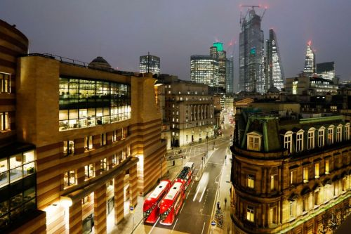 WeWork Is London's Largest Tenant. Now, the City May Pose Its First Major Test
