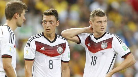 'Blond, blue eyes. everything fit': Toni Kroos says he was labelled 'NAZI' after criticizing Ozil over Germany retirement