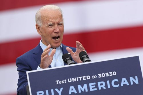 'He's sort of like Goebbels': Biden compares Trump to Nazi propagandist