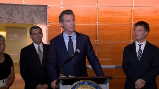 Gov. Newsom rejects PG&E's bankruptcy plan
