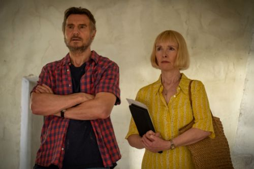 The Tuscan Landscape Deserves Top Billing in Liam Neeson Father-Son Drama Made in Italy