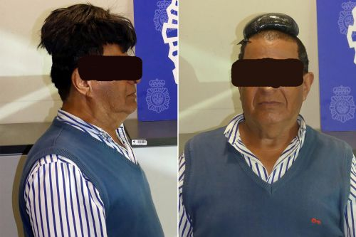 Man caught with $34K worth of cocaine under his wig