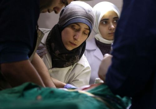 Tuned In: National Geographic to air Syrian war hospital doc 'The Cave'