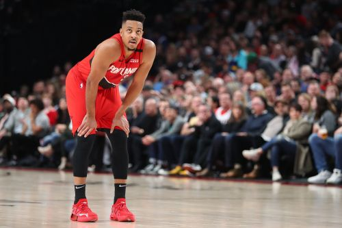 CJ McCollum keeps hotel room in NBA bubble freezing cold to store wine