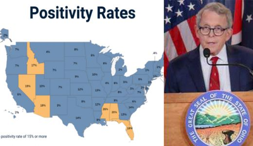 Ohio issues updated travel advisory: Anyone who visited these 6 states asked to self-quarantine