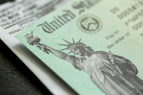 While some people still wait for latest stimulus check, others get 'plus-up' payment