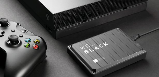 Enhance your gaming experience with one of WD's gaming solutions