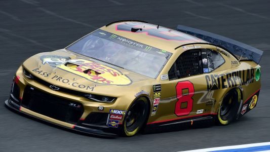 NASCAR starting lineup at Kansas: Daniel Hemric wins pole, field set for Hollywood Casino 400