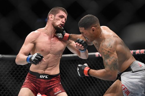UFC books Max Griffin vs. Song Kenan for March 20 Fight Night event