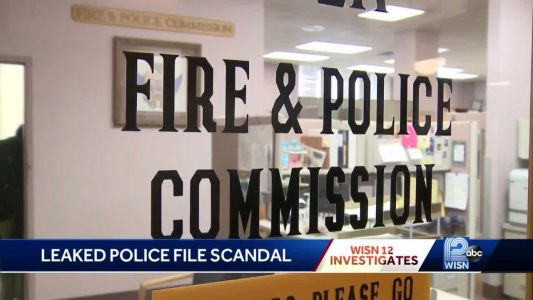 Leaked police file investigation leads to criticism of Fire and Police Commission Chairperson