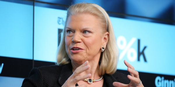 IBM sinks on revenue miss