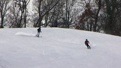 Welch Village Opens Early To The Delight Of Snow Enthusiasts