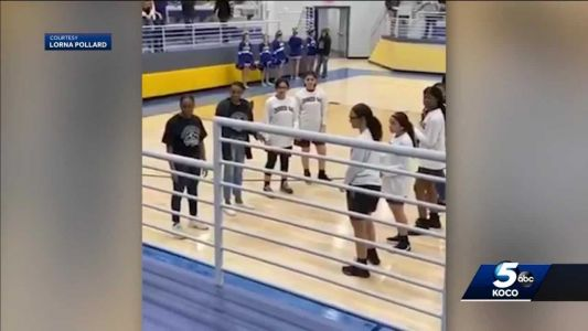 Oklahoma girls basketball team speaks out after announcer calls their names 'disgusting'