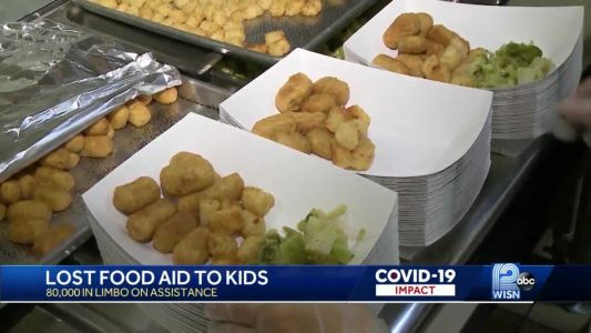 Thousands of Wisconsin students missing out on pandemic food funds
