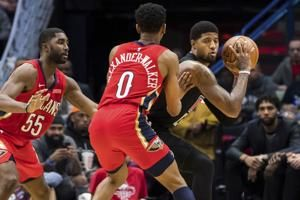 Pelicans spoil Paul George's return, beat Clippers 132-127