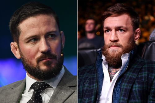 Trainer thinks the end is near for Conor McGregor
