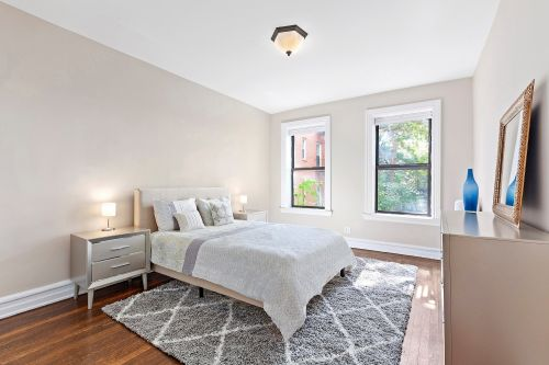 Broadway designer selling Harlem co-op for almost twice what he paid