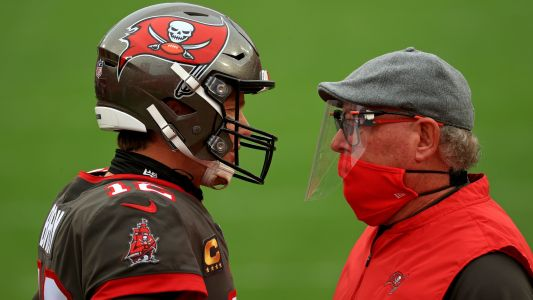 Did Tom Brady actually get a Bruce Arians tattoo?