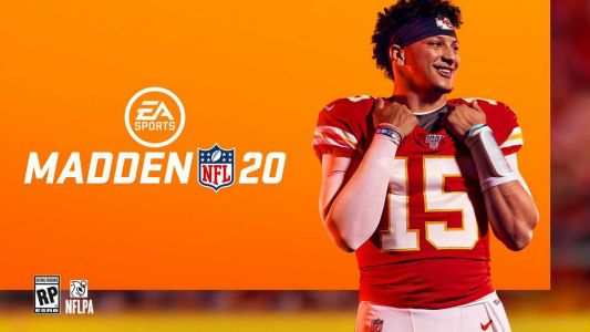 Patrick Mahomes will be Madden NFL 20's cover athlete