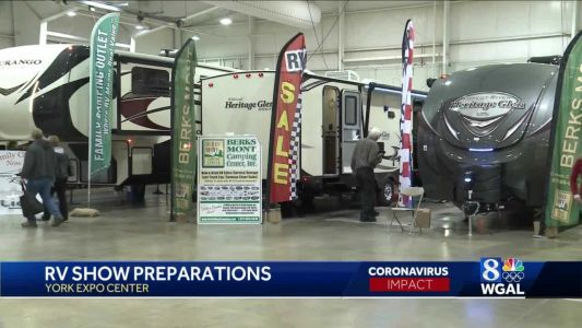 York Expo Center implements safety measures for upcoming RV Show