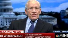 Bob Woodward: Trump Is 'Putting A Dagger In The Constitution'