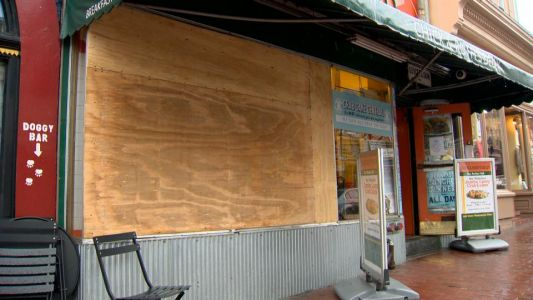 Chick and Ruth's loses front window after drunken weekend brawl