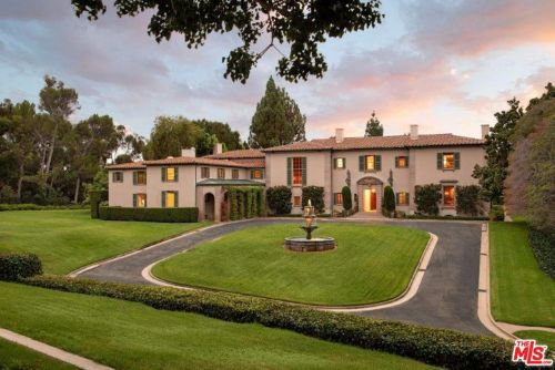 Famed Los Angeles estate could become city's priciest home ever