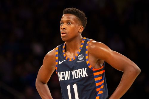 Knicks' brief, telling look at Frank Ntilikina is just about here