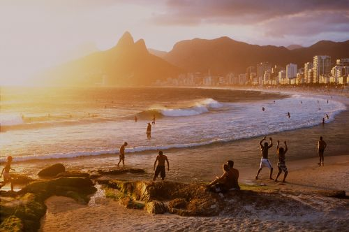 The riskiest vacation hot spots in South America, ranked