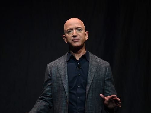 Jeff Bezos responded to an 'offended' customer who wants Amazon to say All Lives Matter instead of Black Lives Matter: 'My stance won't change'