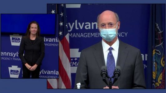 WATCH LIVE: Pennsylvania gives update on COVID-19 vaccinations and long-term care facilities