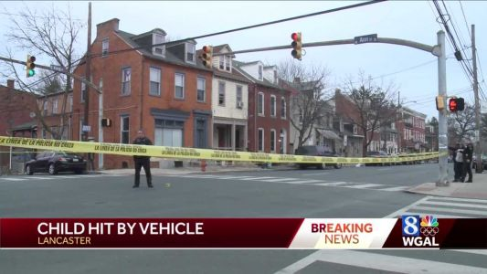 Police: 4-year-old boy hit by vehicle
