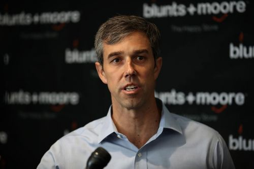 O'Rourke rips Schumer for doing 'absolutely nothing' on guns
