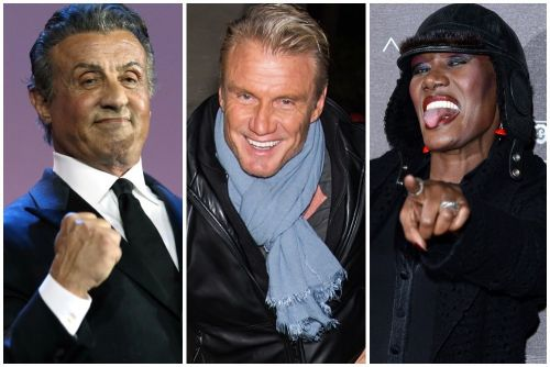 Dolph Lundgren had to fight Stallone after sex parties with Grace Jones